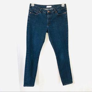 LOFT Curvy Skinny Jeans 29/8